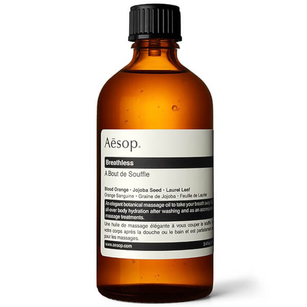 Aesop Breathless (Hydrating Body Treatment) 100ml
