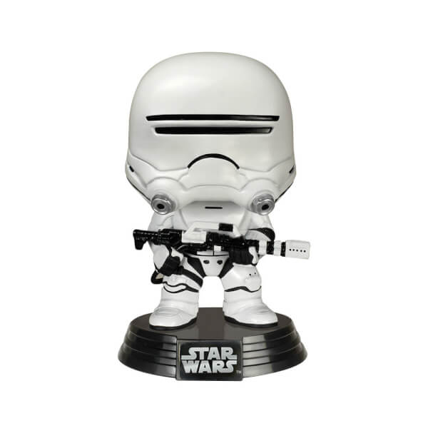 Star Wars The Last Jedi First Order Flametrooper Pop! Vinyl Figure