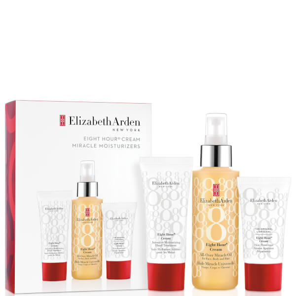 elizabeth arden eight hour cream all over miracle oil set worth free shipping. Black Bedroom Furniture Sets. Home Design Ideas
