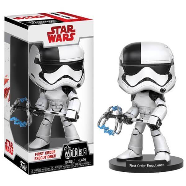 Funko Star Wars The Last Jedi: First Order Stormtrooper Wobbler