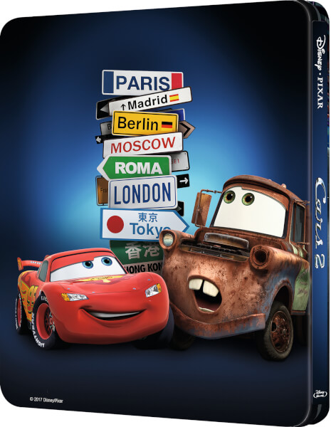 cars 3 2 disc blu ray dvd digital hd dvd talk forum. Black Bedroom Furniture Sets. Home Design Ideas