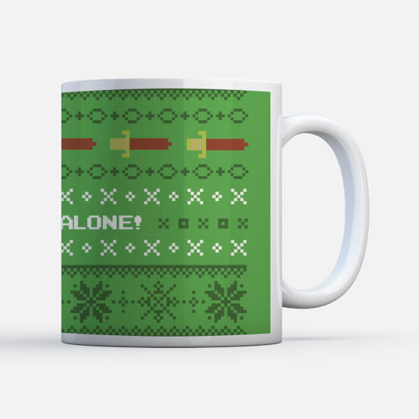 Nintendo The Legend of Zelda It's Dangerous to Go Alone Mug