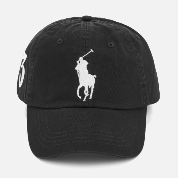 Polo Ralph Lauren Men's Large Logo Cap - Polo Black