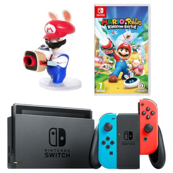 Nintendo Switch Rabbids Pack
