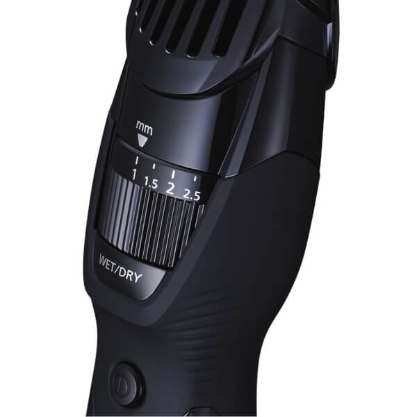 panasonic er gb42 wet and dry beard trimmer 19x cutting lengths black health beauty zavvi. Black Bedroom Furniture Sets. Home Design Ideas
