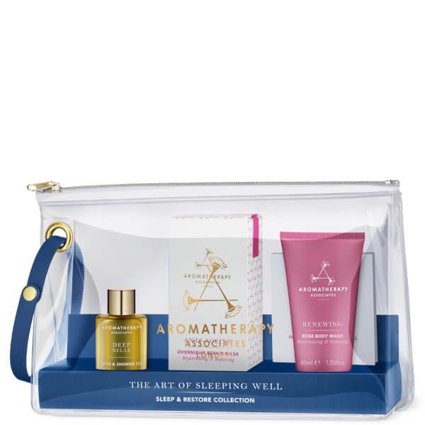 Aromatherapy Associates Sleep and Restore Kit