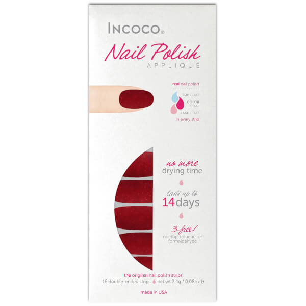 Incoco Nail Polish Appliqué - Solid Colors | GLOSSYBOX US