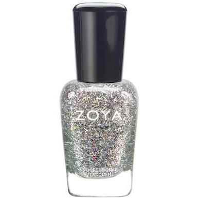 Zoya Professional Nail Lacquer - Silver