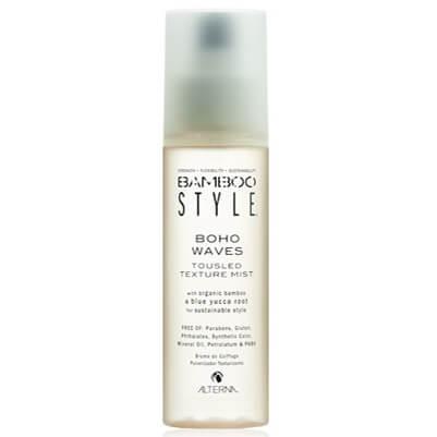 Alterna Bamboo Style Boho Waves Tousled Texture Hair Mist