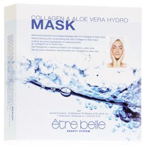 être belle Cosmetics Collagen & Aloe Vera Hydro Mask