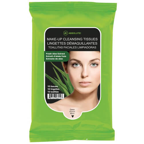 Nicka K New York Absolute! Make-Up Cleansing Tissues