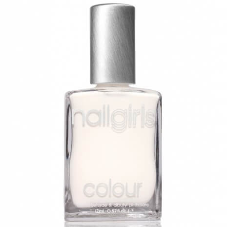 nailgirls London Nail Lacquer - White #1