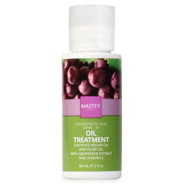 Mastey Color Protecting Leave-In Oil Treatment with Argan Oil & Olive Oil