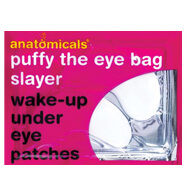 Anatomicals Puffy the Eye Bag Slayer - Wake Up Under Eye Patches