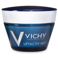 Vichy LiftActiv Night Anti-Wrinkle Moisturizer