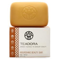 Teadora Nourishing Beauty Bar - Rainforest at Dawn