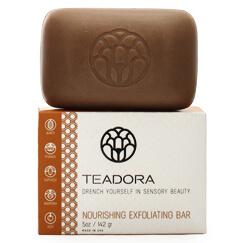 Teadora Nourishing Exfoliating Bar - Rainforest at Dawn