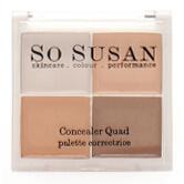 So Susan Cosmetics Concealer Quad