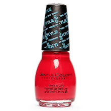 SinfulColors Kylie Jenner Trend Matters Satin Collection - Holly-Wood