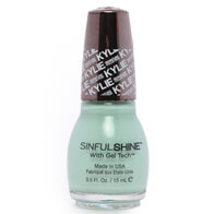 SinfulColors SinfulShine King Kylie Collection - Minty Fresh