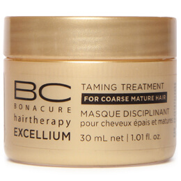Schwarzkopf BC Excellium Taming Treatment with Q10+Omega-3