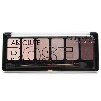 Catrice Cosmetics Absolute Rose Eye Shadow Palette
