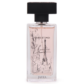 Jafra Cosmetics International Paris et Moi for Women Eau de Parfum Spray