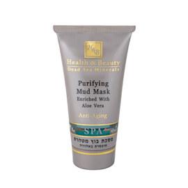 Health and Beauty Masque purifiant oxy-minéral à la boue