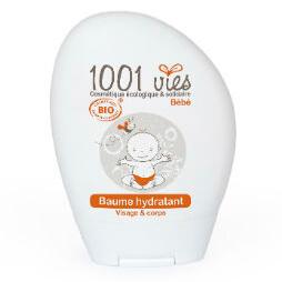1001 vies Baume hydratant Bio