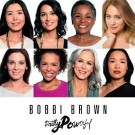 Bobbi Brown Leçon de Maquillage personnalisée de 45 min