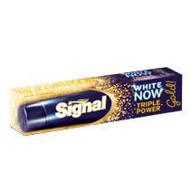 Signal White Now Gold