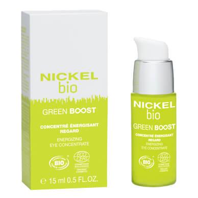 Nickel Bio Green Boost Concentré énergisant regard