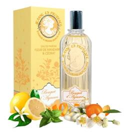 JEANNE EN PROVENCE Eau de Parfum Bouquet d'Agrumes, Fleur de Mandarine & Cédrat, de JEANNE EN PROVENCE