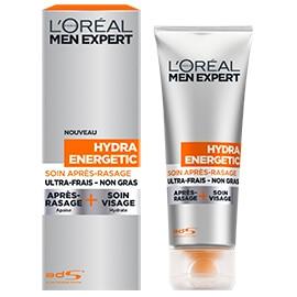 L'Oréal Men Expert Hydra Energetic Soin Après-Rasage
