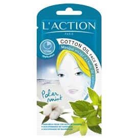 L'ACTION PARIS Masque à l'huile de coton