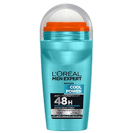 L'Oréal Men Expert Déodorant Cool Power Bille