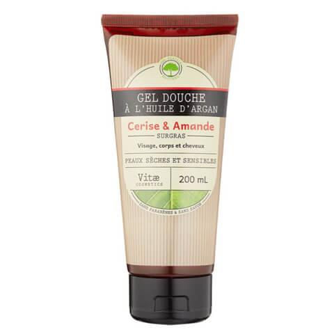 Vitæ cosmetics by Pharmavance Gel douche surgras à l'huile d'Argan
