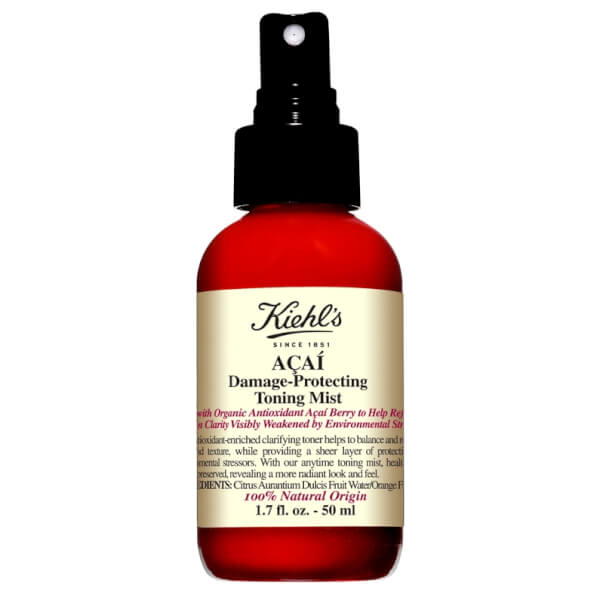 Kiehl's AÇAÍ Damage-Protecting Toning Mist