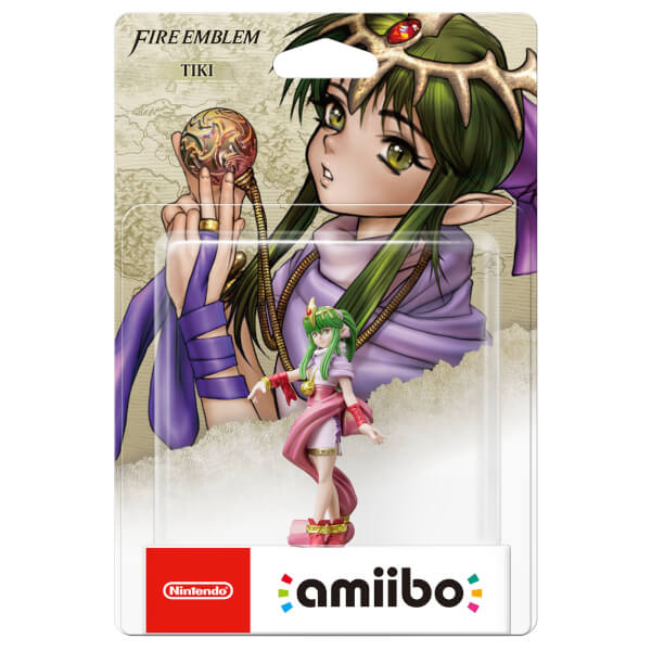 Tiki amiibo (Fire Emblem Warriors Collection)
