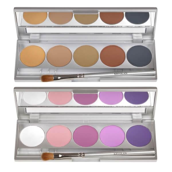 Kryolan for GLOSSYBOX Eyeshadow Palette SHADES