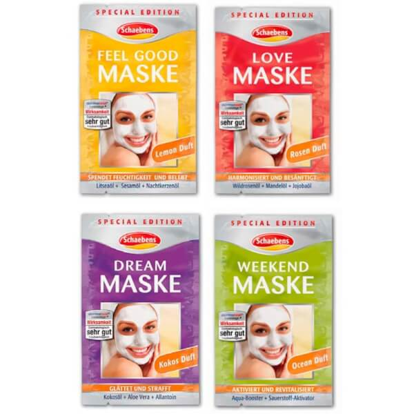 Schaebens Special Edition Maske