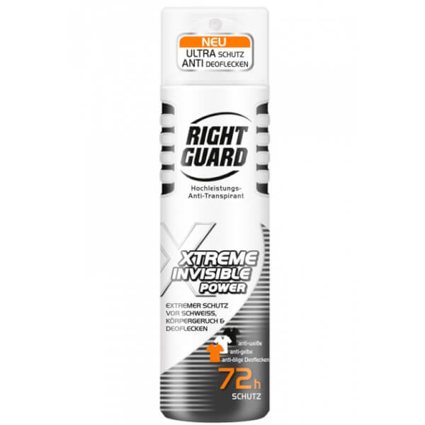 Right Guard Xtreme Invisible Power