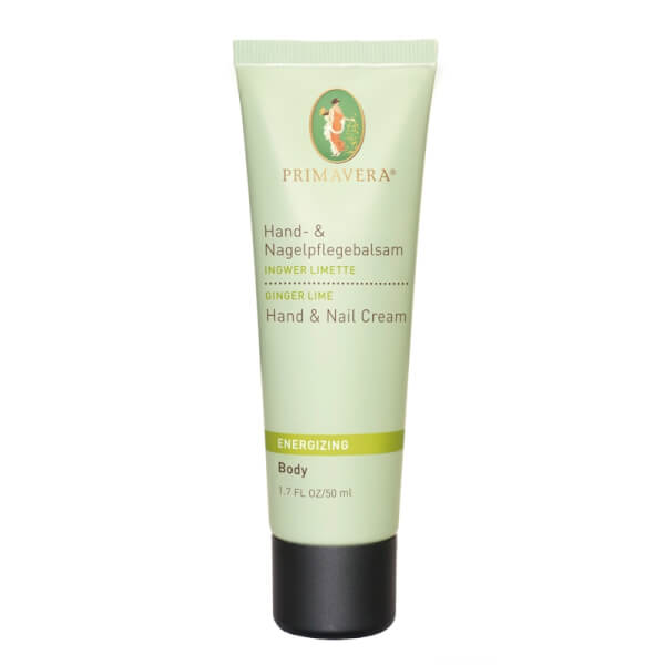 Primavera Ginger Lime Hand & Nail Cream