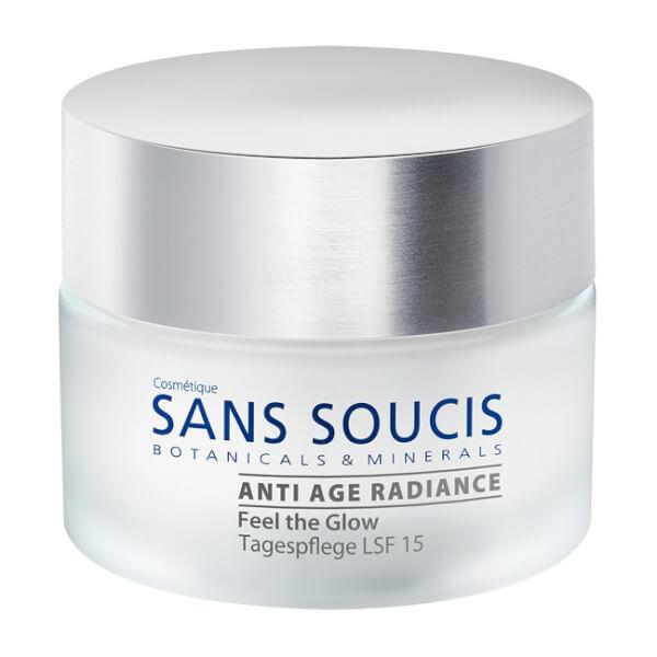 Sans Soucis ANTI AGE RADIANCE Feel the Glow