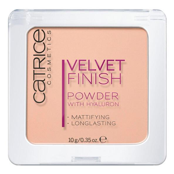 Catrice Cosmetics Velvet Finish Powder With Hyaluron