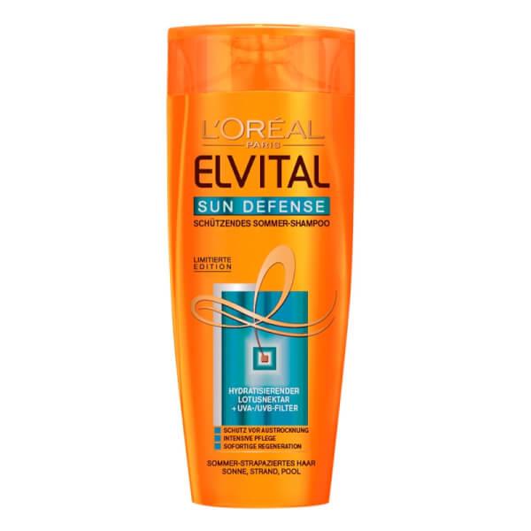 ELVITAL SUN DEFENSE Schützendes Sommer-Shampoo