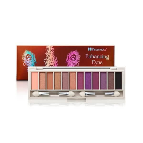 BH Cosmetics Enhancing Eyes Lidschatten Palette