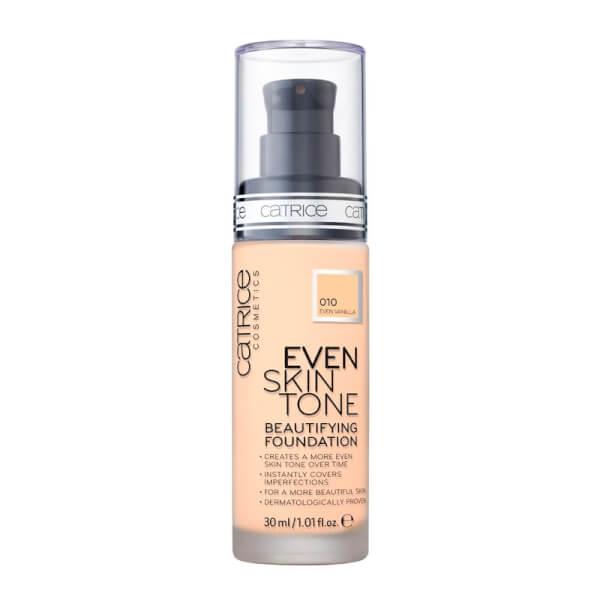 Catrice Cosmetics Even Skin Tone Beautifying Foundation