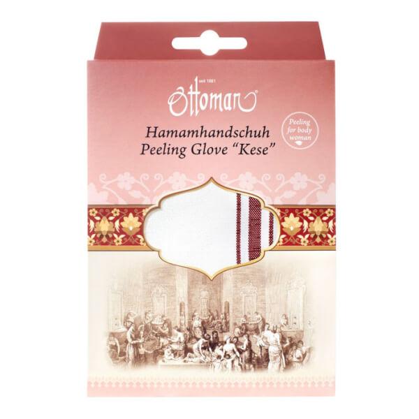 Ottoman Kese Luxus - Peelinghandschuh