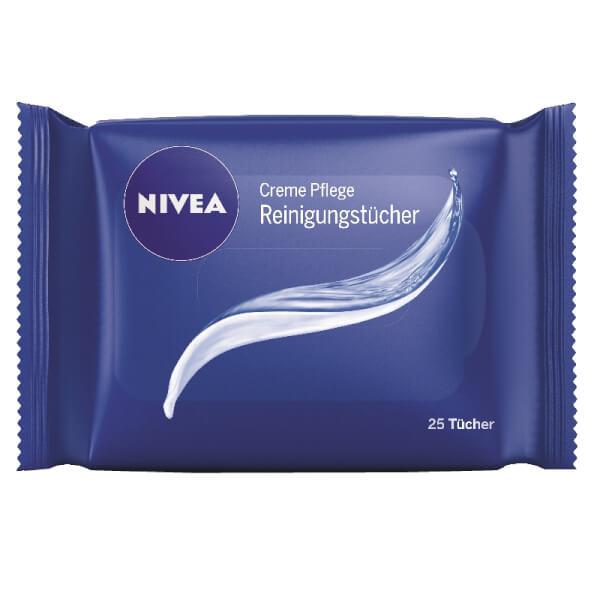 NIVEA Creme Pflege Reinigungstücher